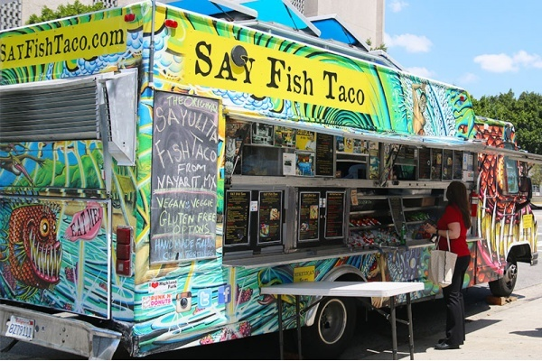 6 Los Angeles Neighborhoods to Find Food Trucks