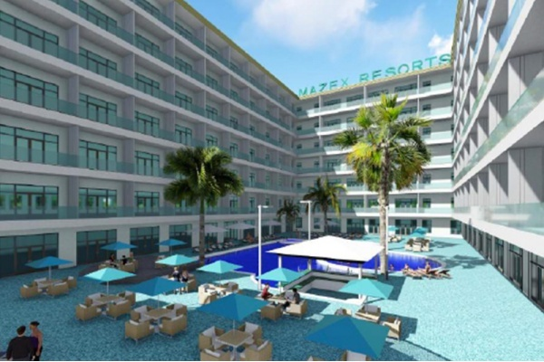 Resort Hotel Proposed Near Hard Rock Stadium in Miami Gardens