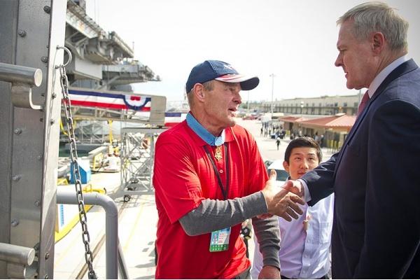 Medal of Honor Vietnam Vet Gets Linda Vista Park Dedication