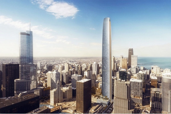 Trump Tower Will No Longer Be Chicago's Second-Tallest Skyscraper