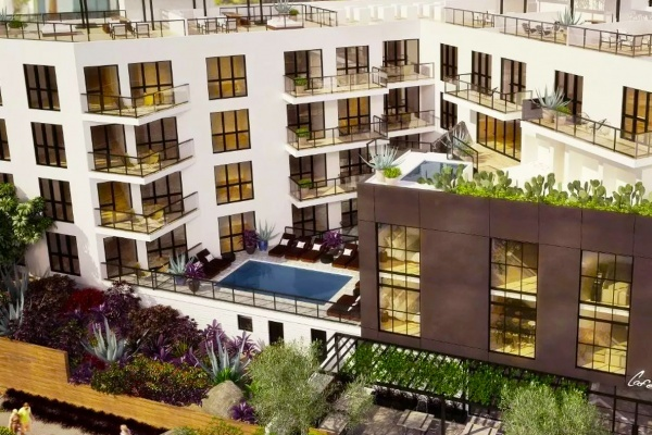 New Mixed-Use Condos Coming to Sunset Boulevard in Silver Lake