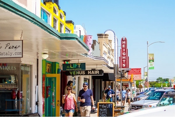 Title photo - The Best Houston Neighborhoods for Shopping Small