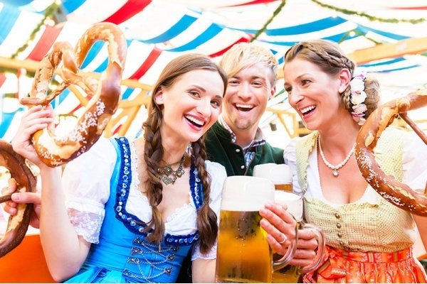 Celebrate Oktoberfest in These 3 Central Texas Neighborhoods