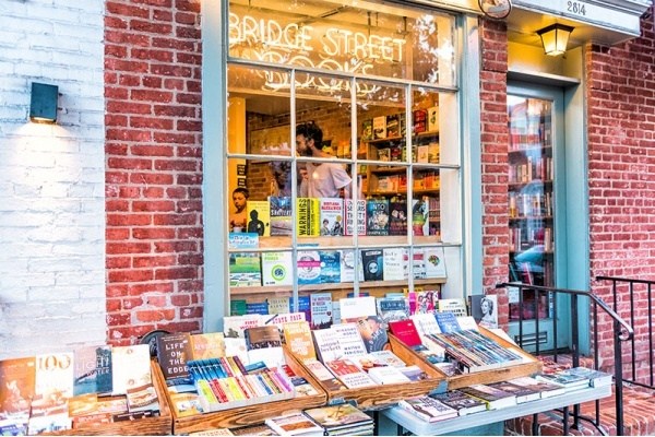 The Best Neighborhood Bookstores in D.C.