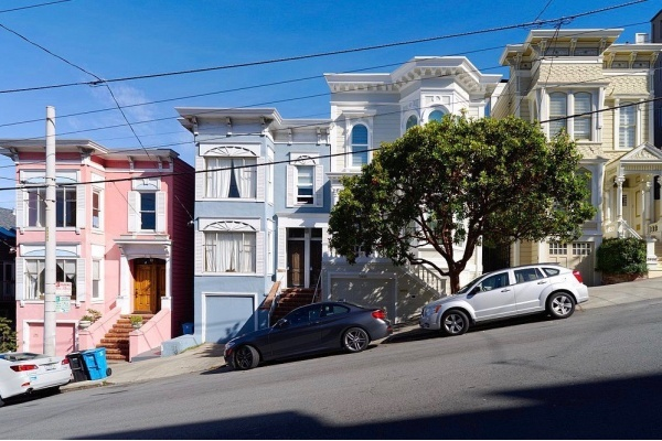 Luxury Home Sales Push San Francisco Housing Prices to New High