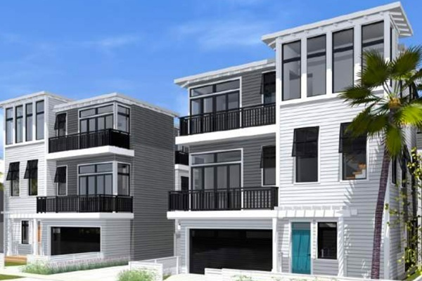 Eight New Homes Planned for Mid-City in Los Angeles