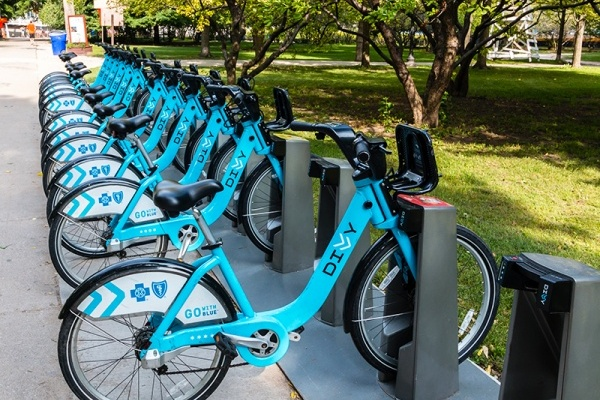 Do Divvy Bikes Have a Place in the Chicago Suburbs?