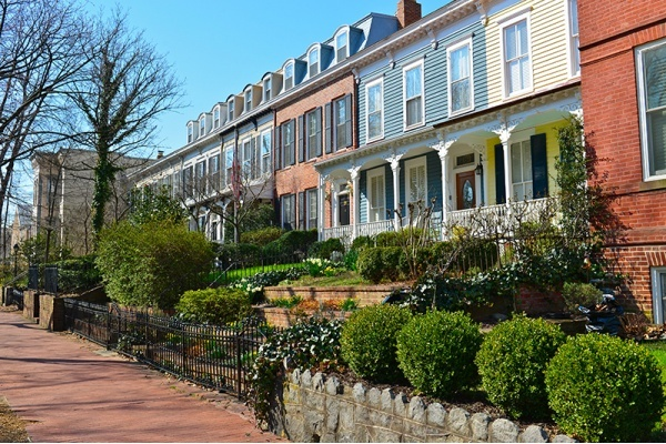 These Are the D.C. Neighborhoods Where Houses Sold Above Asking Price in 2017