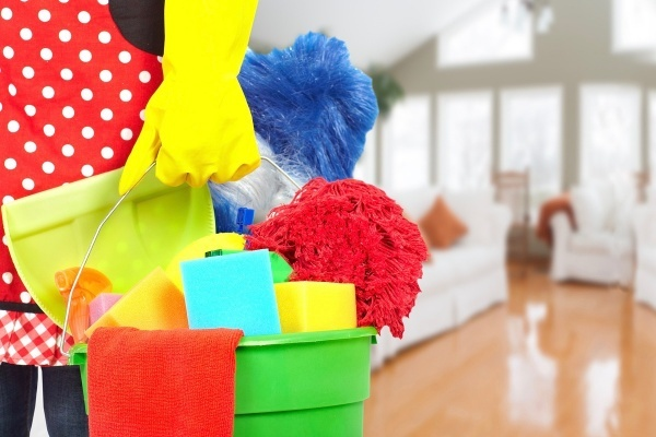 Title photo - A Guide to Spring Cleaning