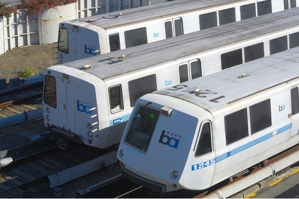 BART Will Run Entirely on Renewable Energy by 2045