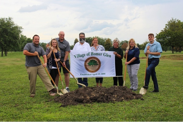 Homer Glen Residents Getting More Opportunities to Play Outdoors