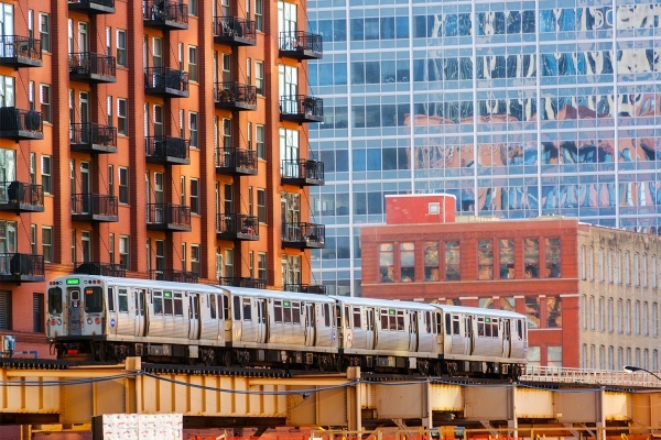 Getting Around Chicago: A Look Back at More Than 120 Years on the 'L'