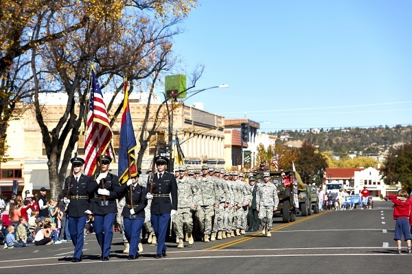 Scottsdale, Gilbert, and Chandler Ranked as Best Arizona Cities for Veterans