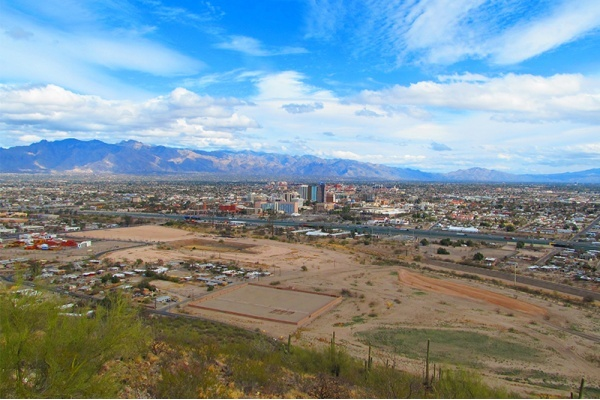 Tucson May Turn Landfill Into a Massive New Park