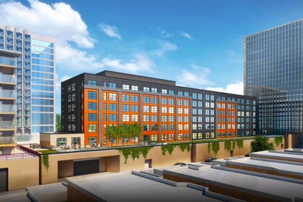 Mixed-Use Development Bringing New Homes and Target to Rogers Park