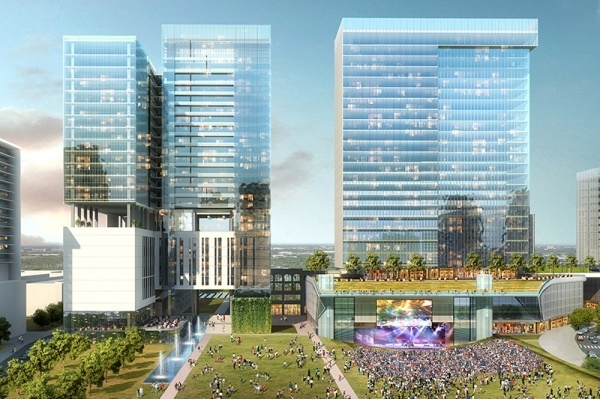Mixed-Use Project Planned for Old Valley View Sears Site in Dallas Midtown District