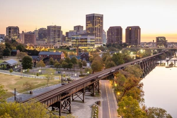 A Grown Up's Guide to Downtown Richmond