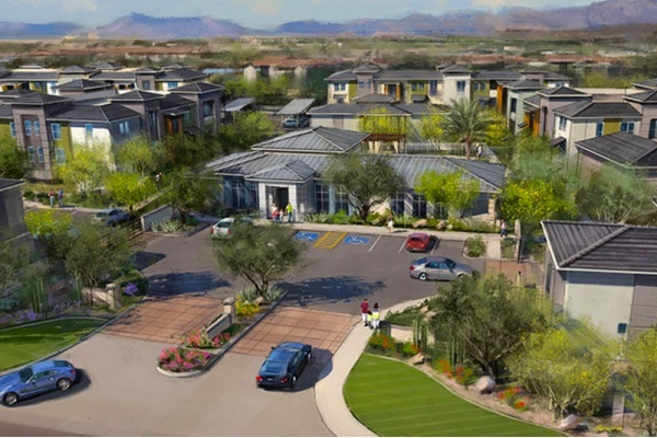 Construction Underway at North Phoenix Master-Planned Community Norterra