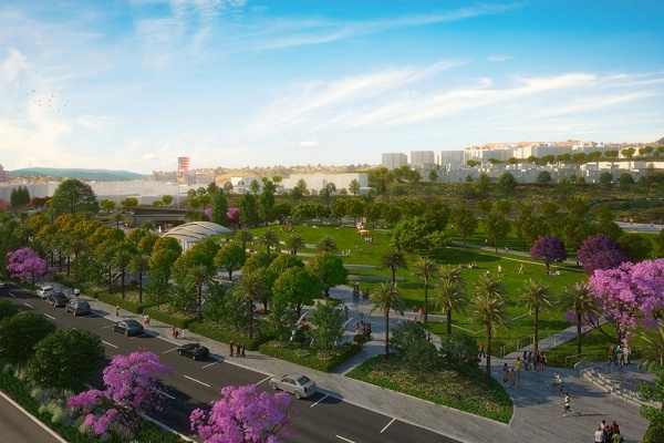 Phase One of Civita Park Opens in San Diego's Mission Valley