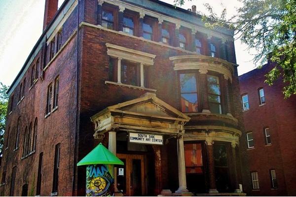 Bronzeville South Side Community Art Center Gets National Treasure Designation