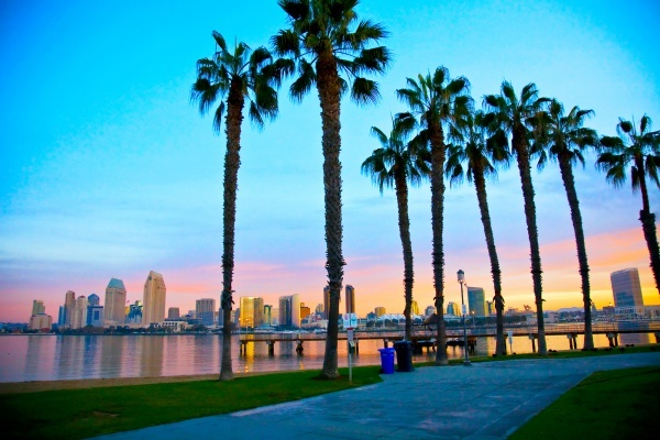 San Diego Named California's Best Big City to Live In