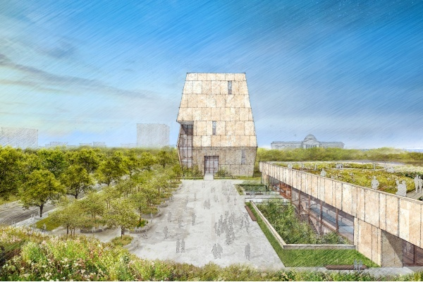 Obama Presidential Center and Library Aims to Create 'People's Park' in Chicago's South Side