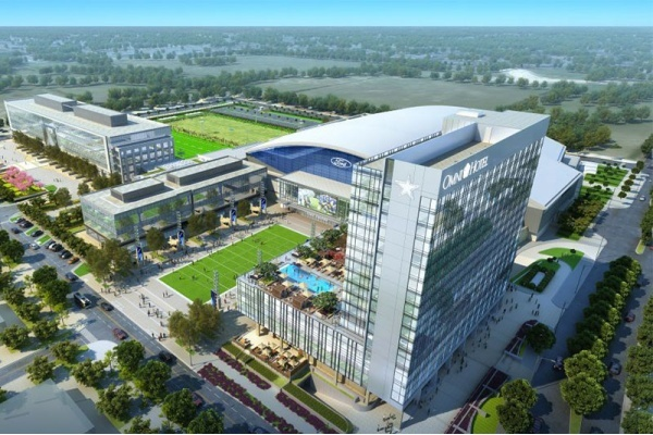 Title photo - Major Music and Entertainment Complex Planned for Frisco's $5 Billion Mile