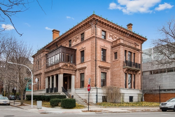Lincoln Park's Historic Wrigley Mansion Gets a Price Cut