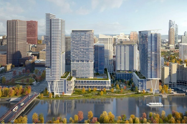 4 Things to Know About the South Loop's New Riverline Development