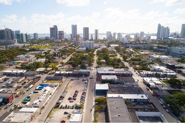 Former Charter School to Become 'Creative Office Space' at Wynwood-Edgewater Border