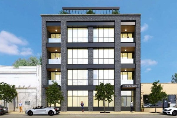 Andersonville Getting a New Condo Building: The Renslow
