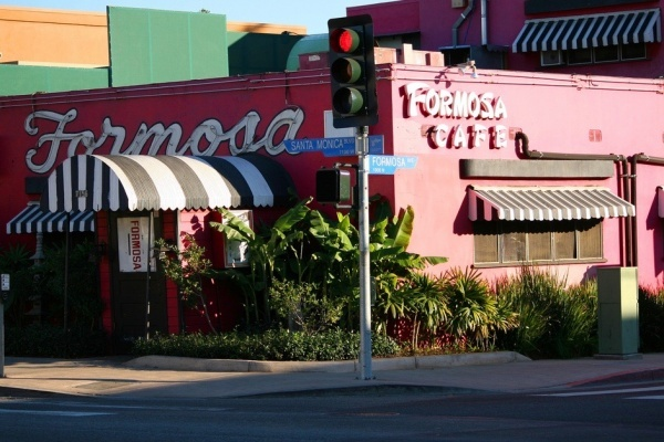 Historic Formosa Cafe in West Hollywood Receives Generous Grant