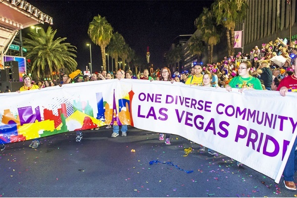 3 LGBT-Friendly Neighborhoods in Las Vegas