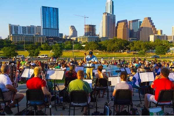 Catch a Free Summer Show in These Austin Neighborhoods