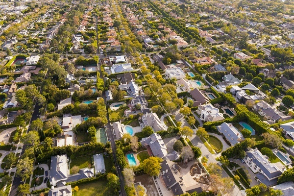 West Hollywood Single-Family Home Prices Up 30 Percent in Q3