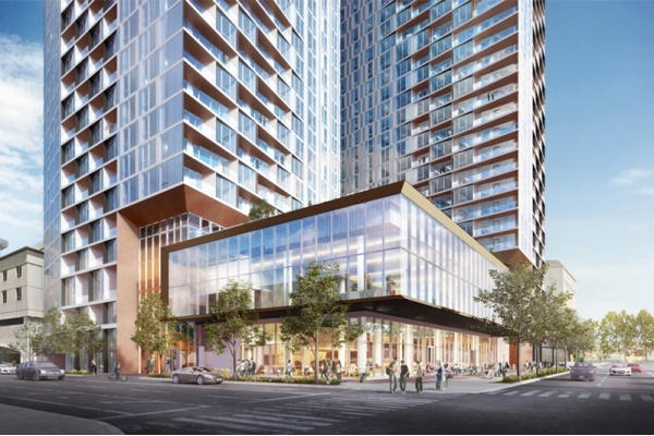 Technology Will Play Key Role in San Jose High-Rise Residential Building