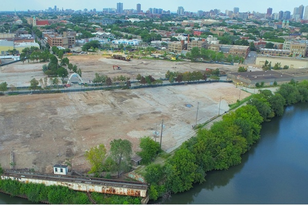 EPA Evaluates Industrial Site Neighboring Lincoln Yards for Pollution