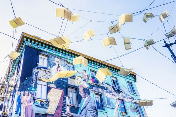 Find the Coolest Bookstores in these San Francisco Neighborhoods