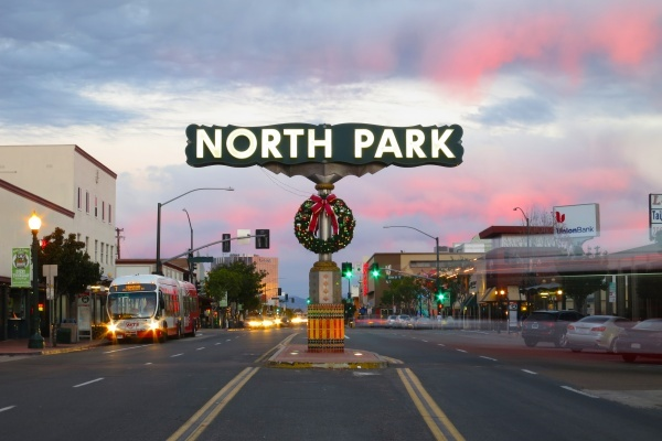 North Park Named One of the Hottest Neighborhoods in America