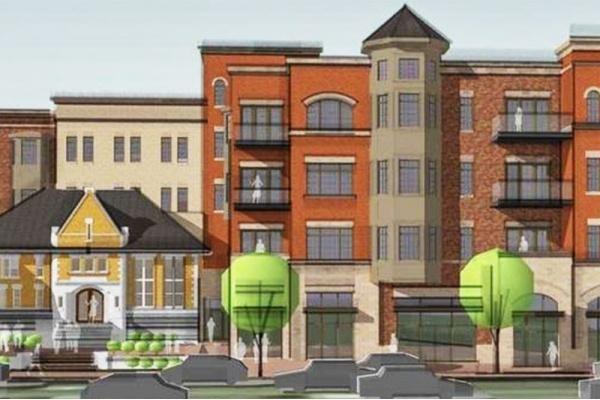 4 Things to Know About a 21-Condo, Mixed-Use Development Coming to Naperville