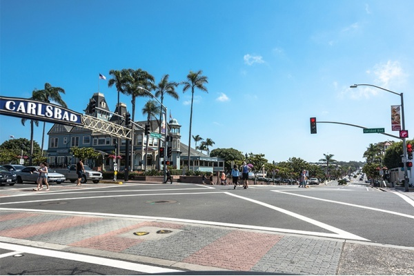 Carlsbad Releases Plans for Tamarack Avenue/Carlsbad Boulevard Intersection