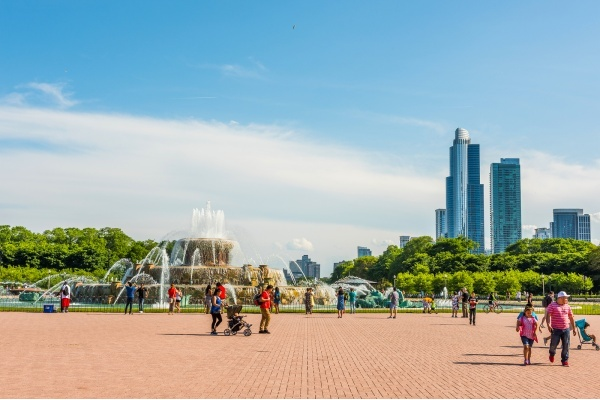 Chicago Named Greenest U.S. City in New Study