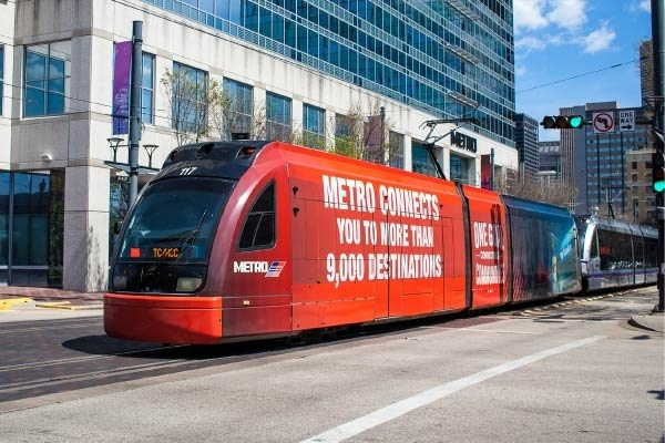 Neighborhoods to Explore on the Houston Metrorail