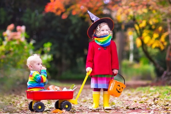 Walkable Nashville Neighborhoods for Trick-or-Treaters This Halloween