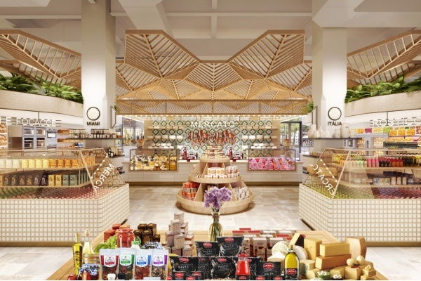 7 Fresh Food Hall Concepts Coming Soon to Miami
