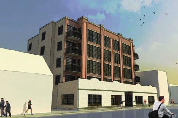 Busy Chicago Development Team to Turn Historic Ukrainian Village Property Into Condos