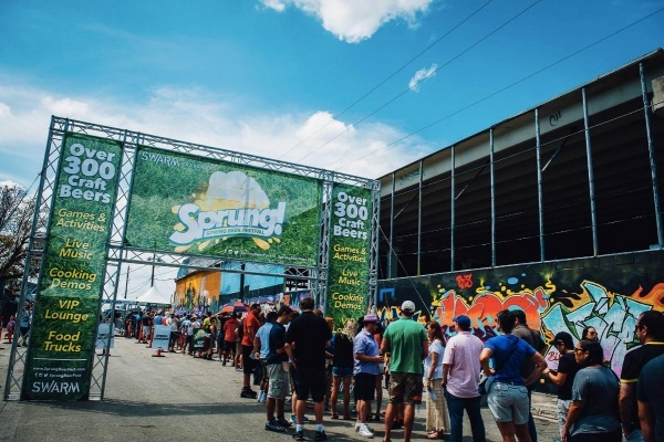 Miami Neighborhood Beer Bars to Toast Wynwood's Sprung! Festival