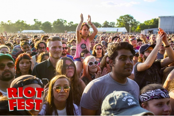 A First-Timer's Guide to Surviving Riot Fest in Chicago