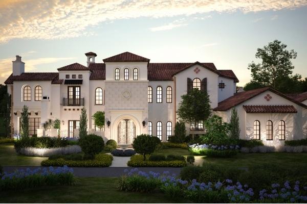 Dallas HGTV Designer Builds Southlake Mansion for Alzheimer's Fundraiser