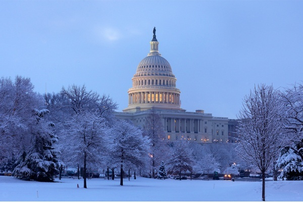 D.C. Among Top Destinations for the Winter Months